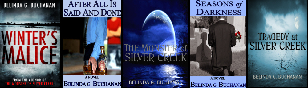 Belinda G. Buchanan – Author – Blog